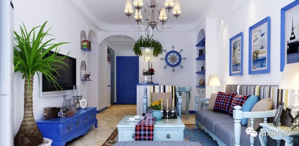 清凉一夏,这样的家居风格更适合你。